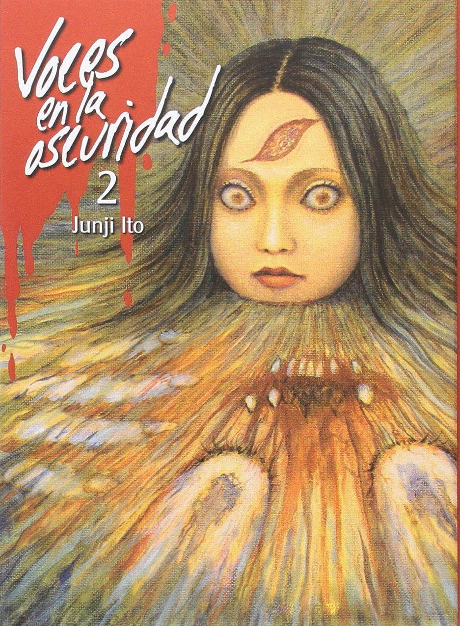 Portada libro - Voces en la oscuridad Vol. 2