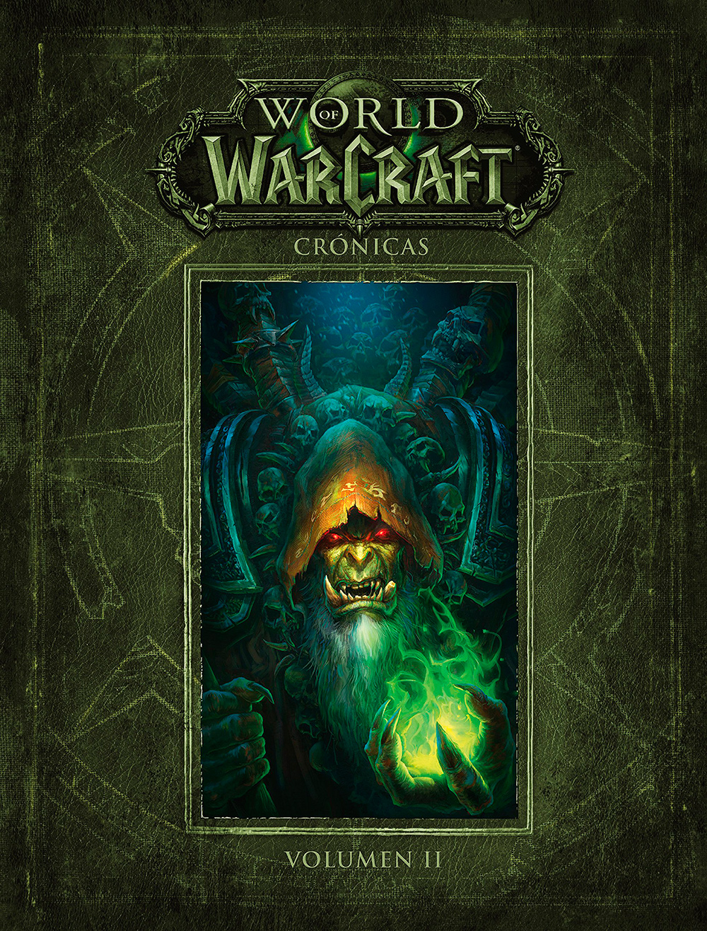 Portada libro - World of Warcraft. Crónicas 2