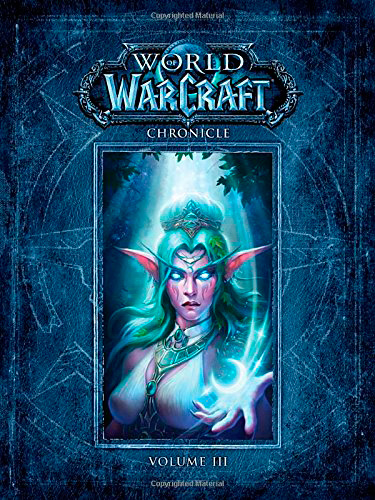 Portada libro - World Of Warcraft. Crónicas 3