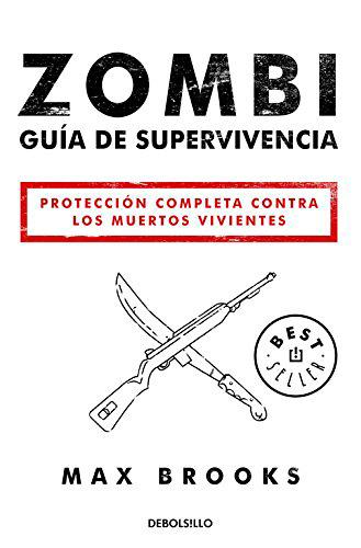 Portada libro - Zombi: Guía de supervivencia: Protección completa contra los muertos vivientes
