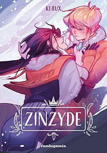 Portada libro - Zinzyde