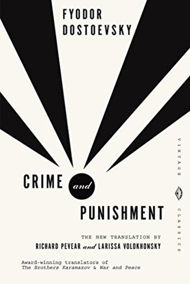 portada crimen y castigo