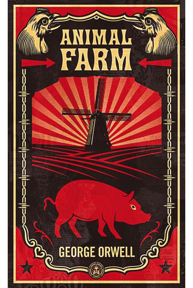 portada rebelion en la granja