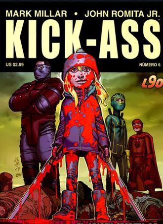 Kick-Ass de Mark Millar y John Romita Jr., análisis