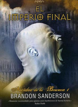 """Reedición de """"Nacidos de la bruma"""" por Ediciones B"""