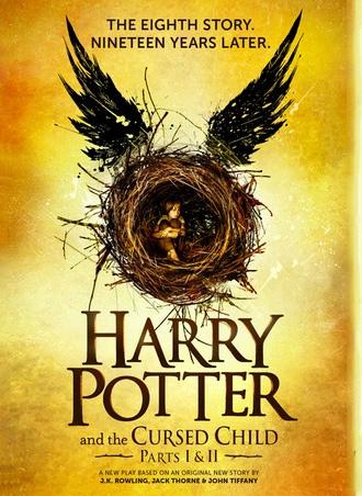 "Pasión Potterhead: Se publica ""Harry Potter and the Cursed Child"""