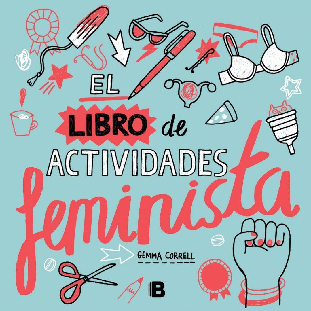 Libro de actividades feminista saldrá a la venta el 28 de septiembre
