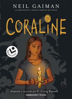 Coraline comic analisis