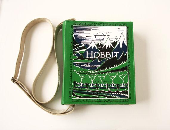 bolsos en forma de libro