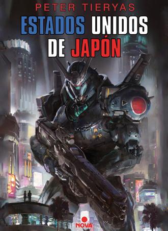 Estados Unidos de Japón, nueva novela de Peter Tieryas