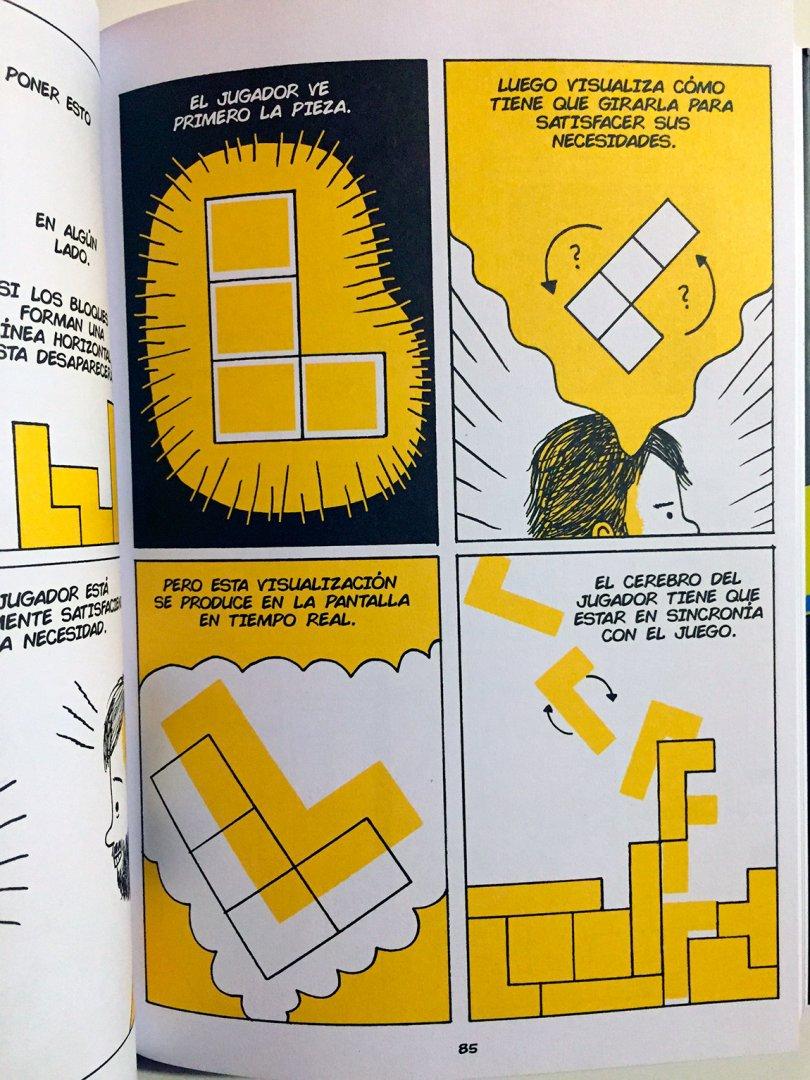 Tetris de Héroes de Papel