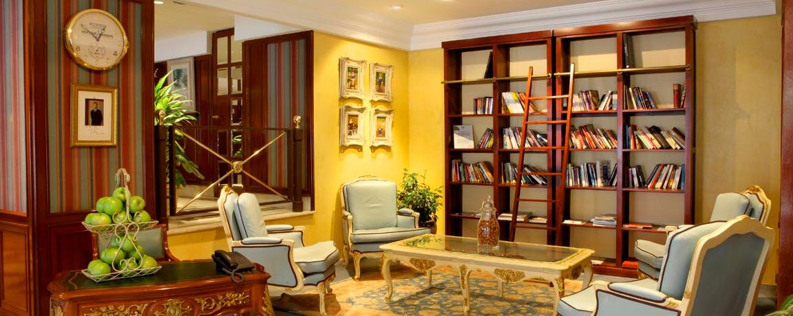 Gran Hotel Conde Duque Madrid