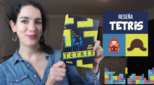 Tetris, video análisis del cómic de heroes de papel