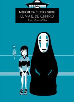 El viaje de Chihiro libro
