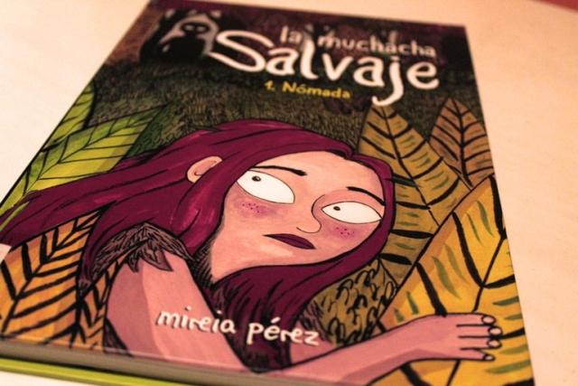 La muchacha salvaje Mireia Pérez