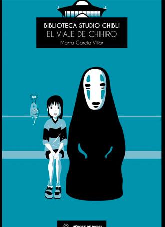 El viaje de Chihiro, el primer tomo de la colección Biblioteca Studio Gibli, ya a la venta
