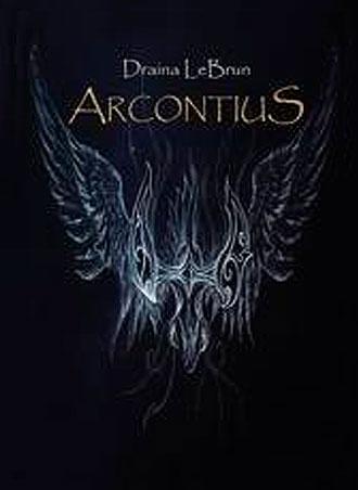 Arcontius, la novela de Draina LeBrun a la venta el 18 de febrero