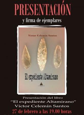 El expediente Altamirano, presentación del libro de Víctor Celemín Santos