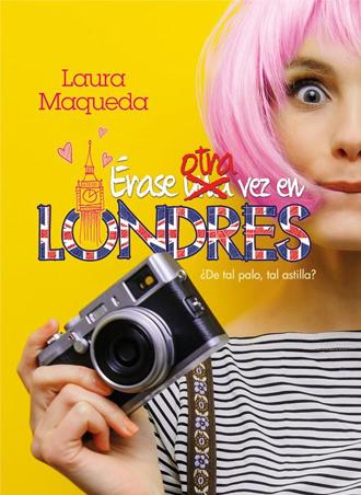 Érase otra vez en Londres se publicará el 20 de marzo