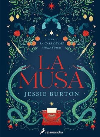 La musa, la nueva novela de Jessie Burton, ya a la venta