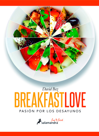 Breakfast love – análisis de un libro de recetas de desayunos