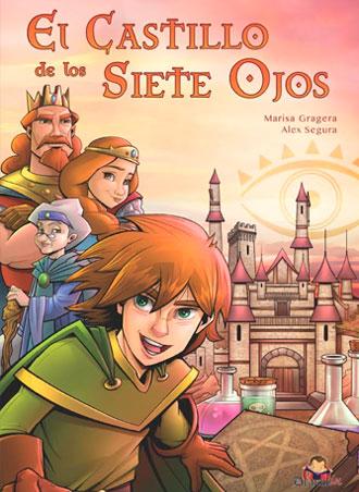 El castillo de los siete ojos saldrá a la venta a finales de marzo