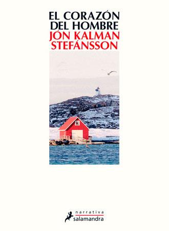 El corazón del hombre, de Jón Kalman Stefánsson publicación