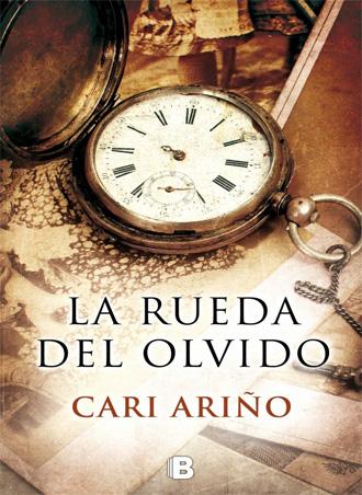 'La rueda del olvido', la nueva novela de Cari Ariño