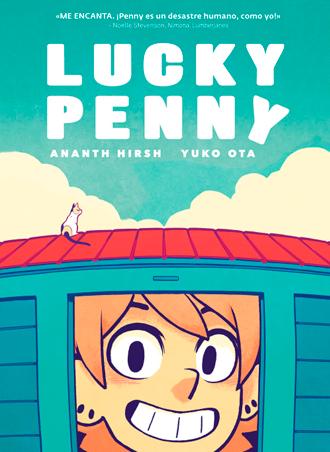 Lucky Penny saldrá a la venta en el Salón Internacional del Cómic de Barcelona