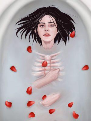 fondo de la bañera relato