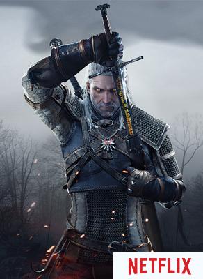 Netflix anuncia futuro estreno de la serie The Witcher
