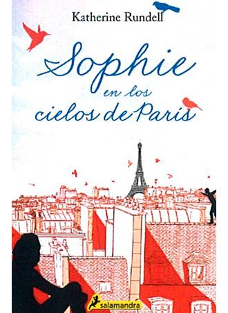 Sophie en los cielos de París 🚢👨👩👧 publicación el 18 de mayo