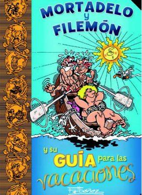 Mortadelo y Filemón y su guía para las vacaciones de Ibáñez