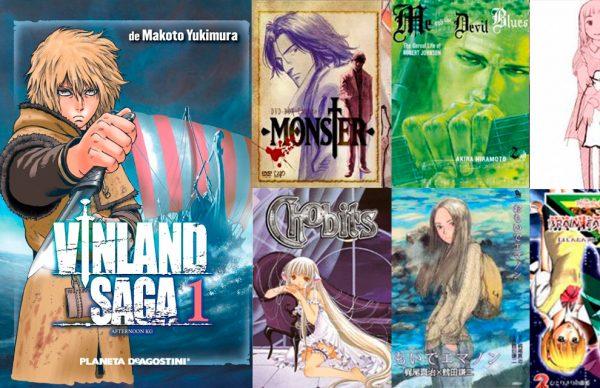 mejores mangas