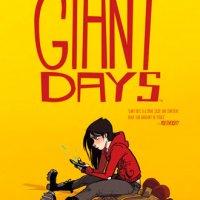 Giant Days volumen 1, reseña de un cómic que te devolverá a tu vida universitaria