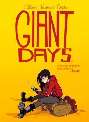 Giant Days analisis
