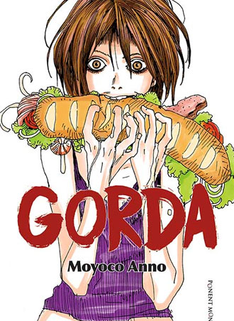 Gorda, análisis del cómic de Moyoco Anno