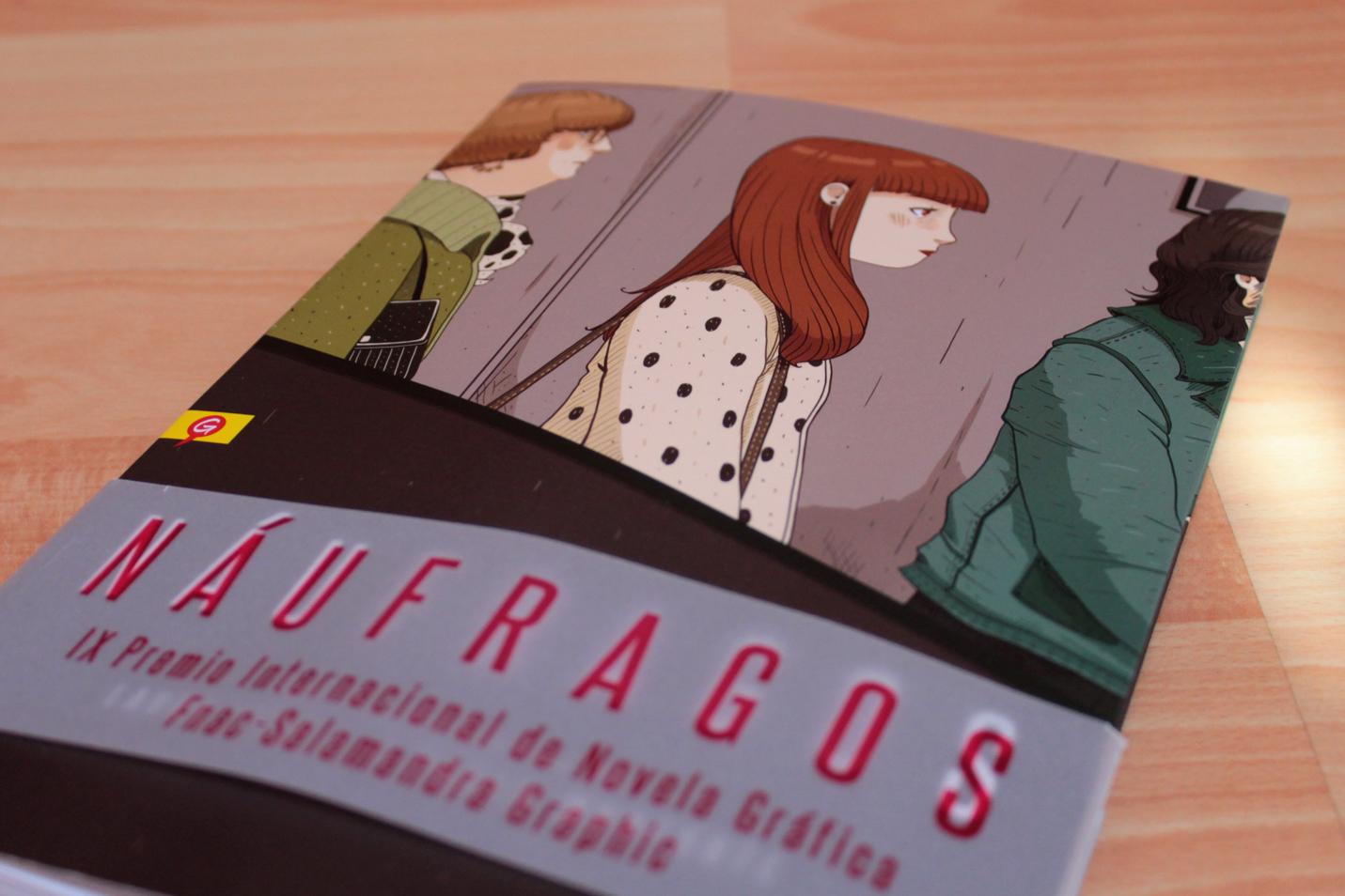 Náufragos de Laura Pérez y Pablo Monforte