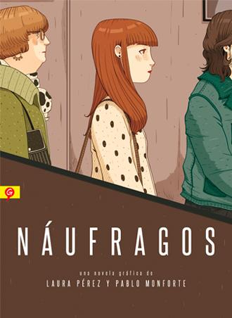 Análisis de Náufragos de Laura Pérez y Pablo Monforte, una novela gráfica sobre la nostalgia