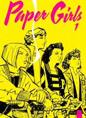 Reseña de Paper Girls