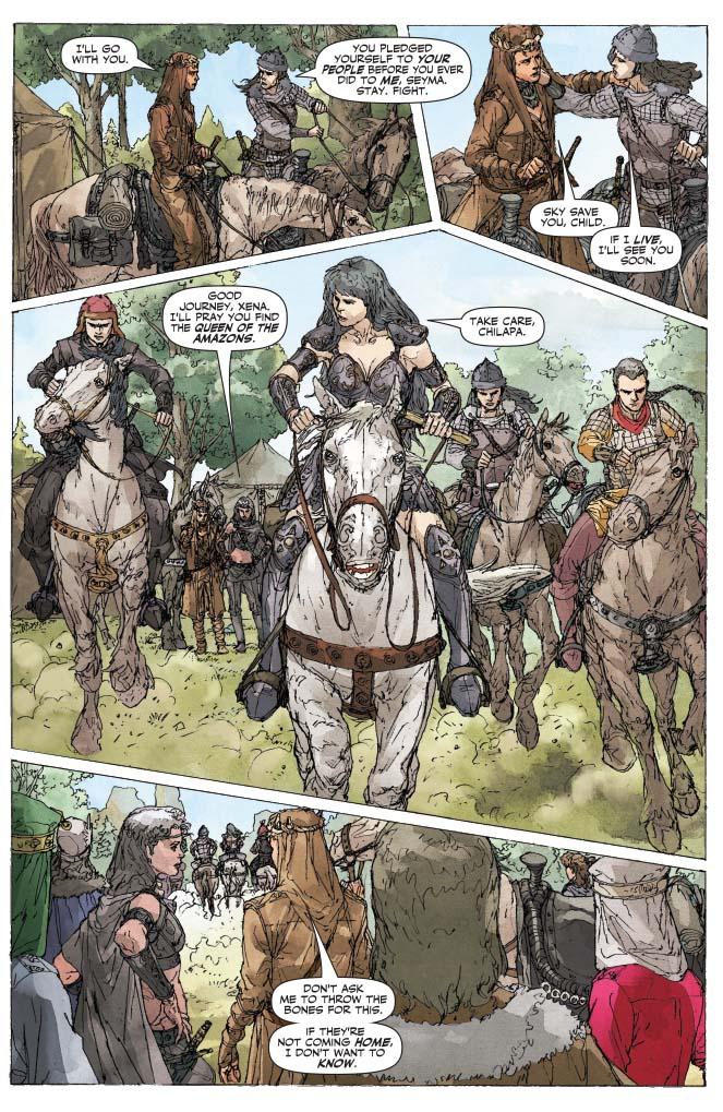 Xena, Warrior Princess: All Roads