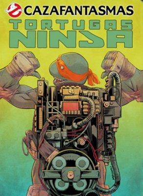 cazafantasmas tortugas ninja