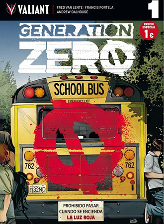 Reseña de Generation Zerø