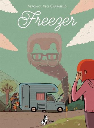 Freezer es lo nuevo de Verónica Carratello y La Cúpula