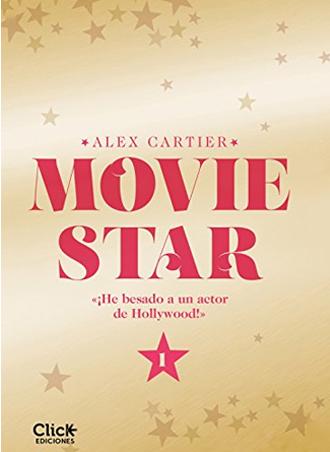 Movie Star, la nueva trilogía erótica de Booket, ya a la venta