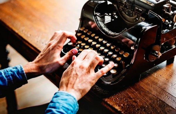 rutinas de escritores