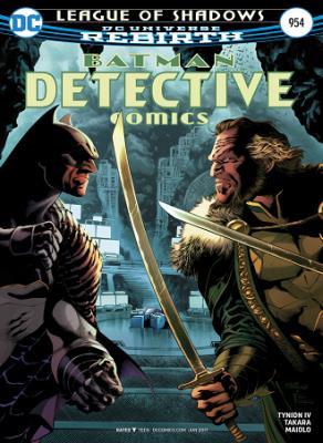 batman detective momoko