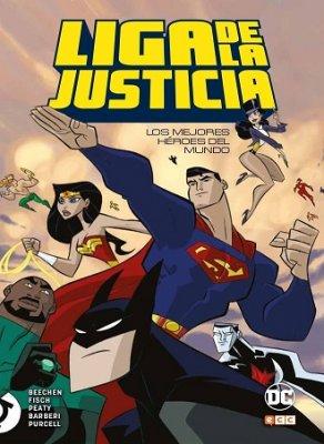 liga de la justicia los mejores héroes del mundo momoko