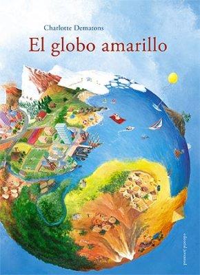 El Globo Amarillo analisis del libro de ilustraciones de Charlotte Dematons